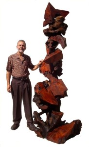 Daryl Stokes Sculpture 1