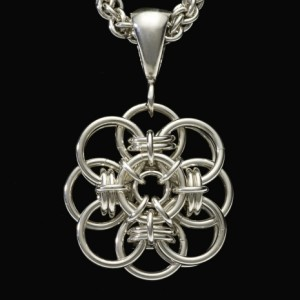 Quantum Rose Sterling Silver Photo by Cindy Tim